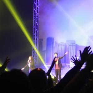 香港 : 「天國文化特會」 「讚美之泉」首度合作